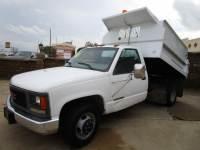 1999 GMC Sierra Classic 3500 Dump Truck