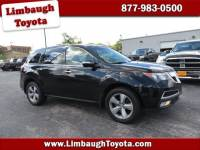 Pre-Owned 2011 Acura MDX 3.7L AWD