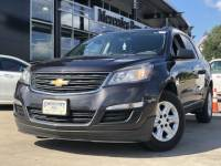 Pre-Owned 2013 Chevrolet Traverse 4D Sport Utility FWD