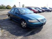 Pre-Owned 2002 Honda Accord EX V-6 in Schaumburg, IL, Near Palatine