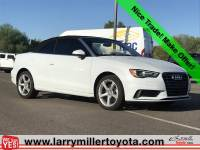 Used 2015 Audi A3 For Sale | Peoria AZ | Call (866) 748-4281 on Stock #82551A