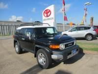 Used 2009 Toyota FJ Cruiser Base SUV RWD For Sale in Houston