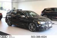 Used 2016 Audi S3 2.0T Premium Plus Sedan for Sale in Beaverton,OR