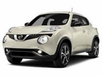 2015 Nissan Juke SL SUV
