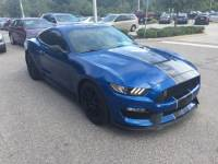 2017 Ford Shelby GT350 Coupe V-8 cyl