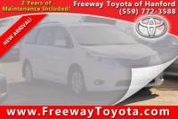 2011 Toyota Sienna Van Front-wheel Drive - Used Car Dealer Serving Fresno, Tulare, Selma, & Visalia CA