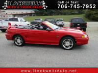 1997 Ford Mustang 2dr Convertible GT
