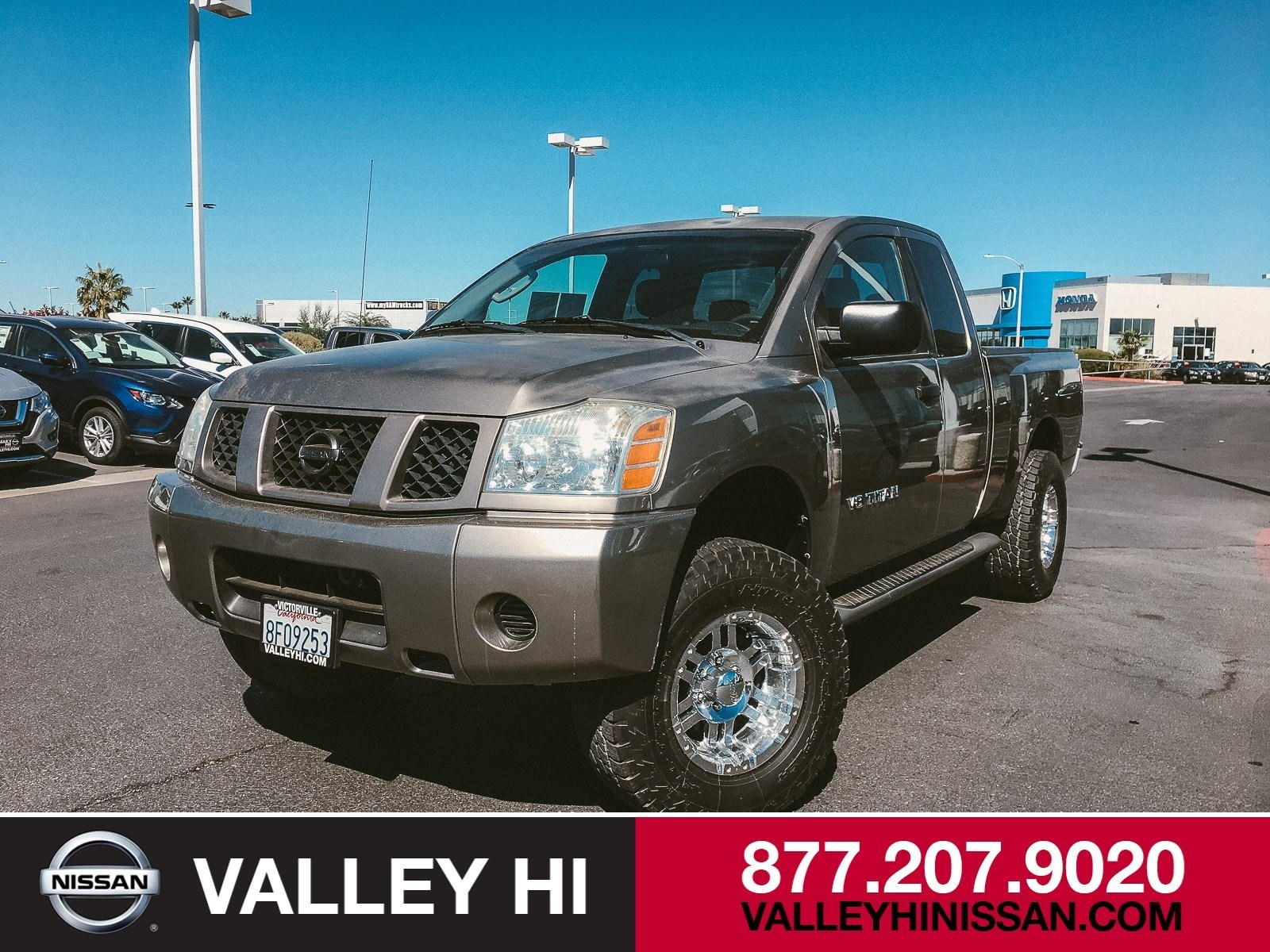 Photo 2006 Nissan Titan XE in Victorville, CA