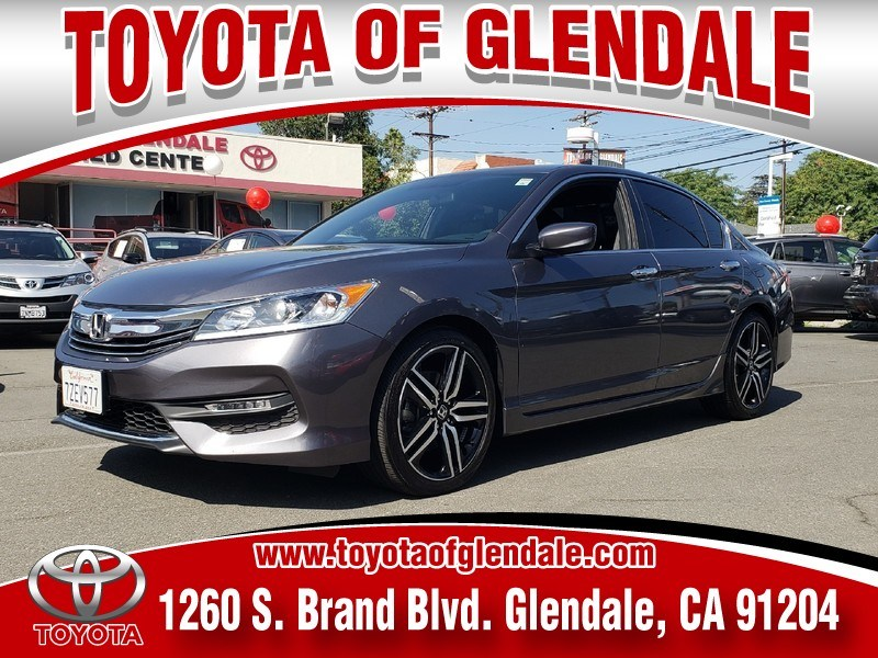 Photo Used 2017 Honda Accord, Glendale, CA, Toyota of Glendale Serving Los Angeles