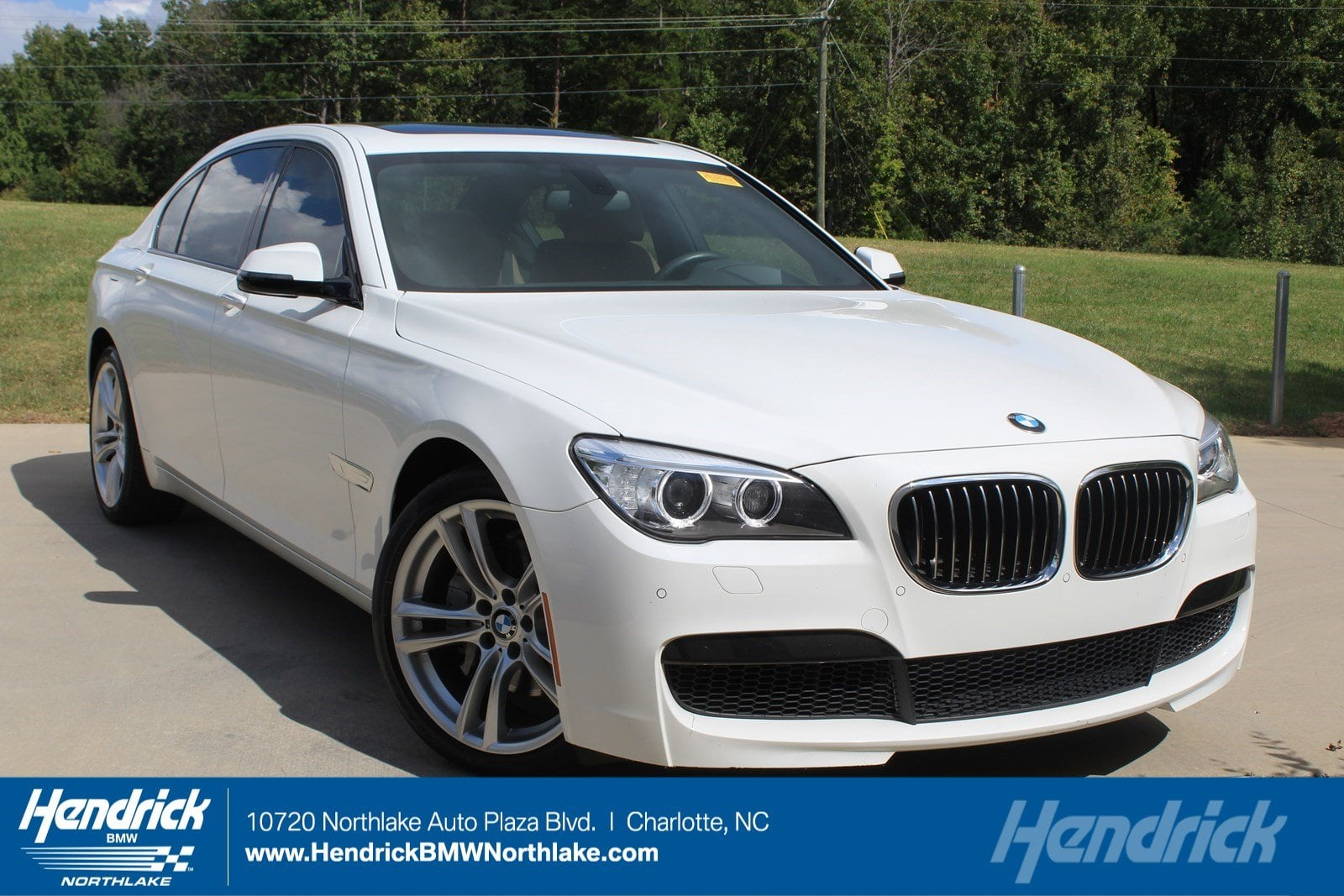 Photo 2015 BMW 7 Series 740LI XDRIVE Sedan in Franklin, TN