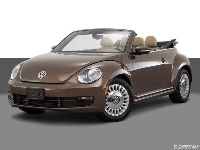 Photo Pre-Owned 2016 Volkswagen Beetle 1.8T Convertible For Sale Corte Madera, CA