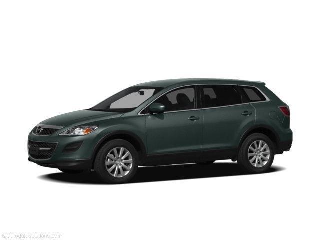 Photo Used 2011 Mazda Mazda CX-9 TOURING AWD W MOON ROOF BOSE AUDIO THIRD ROW SEAT SUV near Providence RI