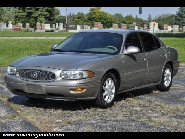 Photo 2003 Buick LeSabre Limited for sale in Flushing MI