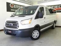 2016 Ford Transit Wagon 350 XLT 15 PASSENGER VAN FLEX FUEL REAR CAMERA CRUISE CONTROL POWER LOCKS P