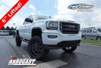 New 2018 GMC Sierra 1500 SLT Lifted Truck 4WD