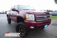Pre-Owned 2013 Chevrolet Silverado 1500 Lifted Truck 4WD