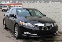 Certified Pre-Owned 2017 Acura RLX Base FWD 4D Sedan