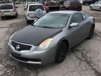 2008 Nissan Altima 2dr Cpe I4 Man 2.5 S