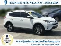 Used 2017 Toyota RAV4 XLE SUV For Sale Leesburg, FL