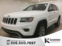 Certified Pre-Owned 2015 Jeep Grand Cherokee Limited V6 | Sunroof | Navigation 4WD Sport Utility