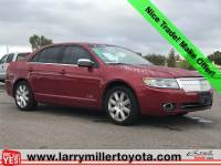 Used 2009 Lincoln MKZ For Sale | Peoria AZ | Call 602-910-4763 on Stock #82547A