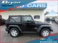 Used 2011 Jeep Wrangler Sport 4WD For Sale in Metairie, LA