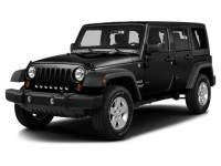 Used 2016 Jeep Wrangler JK Unlimited Sport 4X4 SUV in Bowie, MD