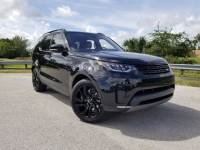 Certified Pre-Owned 2017 Land Rover Discovery HSE 4WD