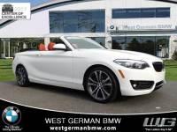 Used 2018 BMW 230i xDrive Convertible For Sale Near Philadelphia