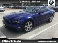 Used 2013 Ford Mustang Rear-wheel Drive in Arlington