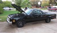 1983 Chevrolet El Camino -CONQUISTA-COLD A/C-AWESOME TEXAS PICK UP-