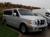 2015 Nissan NV Passenger NV3500 HD SL Van Omaha