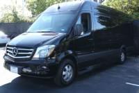 2016 Mercedes-Benz Sprinter Cargo Vans EXT