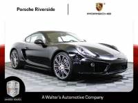 Pre-Owned 2015 Porsche Cayman S