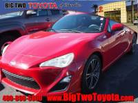 Used 2014 Scion FR-S 2 Door Coupe Coupe 6M in Chandler, Serving the Phoenix Metro Area