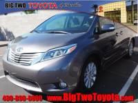 Used 2015 Toyota Sienna Limited Premium 7-Passenger Limited Premium 7-Passenger Mini-Van in Chandler, Serving the Phoenix Metro Area