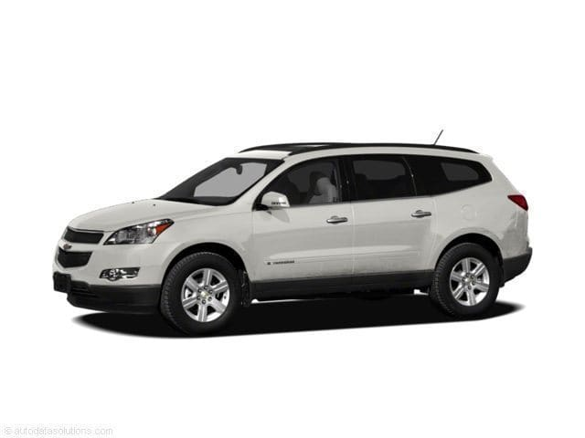 Photo Used 2011 Chevrolet Traverse LT in Ames, IA