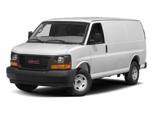Photo Used 2017 GMC Savana Cargo Van MinivanVan in Miami