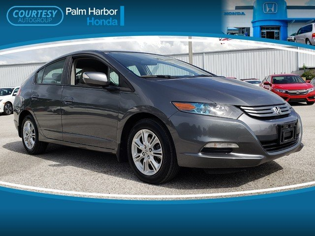 Photo Pre-Owned 2010 Honda Insight EX Hatchback in Tampa FL