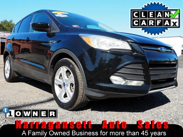 Photo 2014 Ford Escape SE 4X4 Auto Air Full Power Leather 1-Owner 83K
