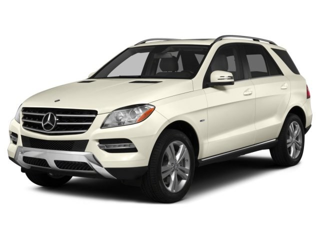 Photo Used 2015 Mercedes-Benz M-Class ML 350 4MATIC ML 350 in Utica, NY