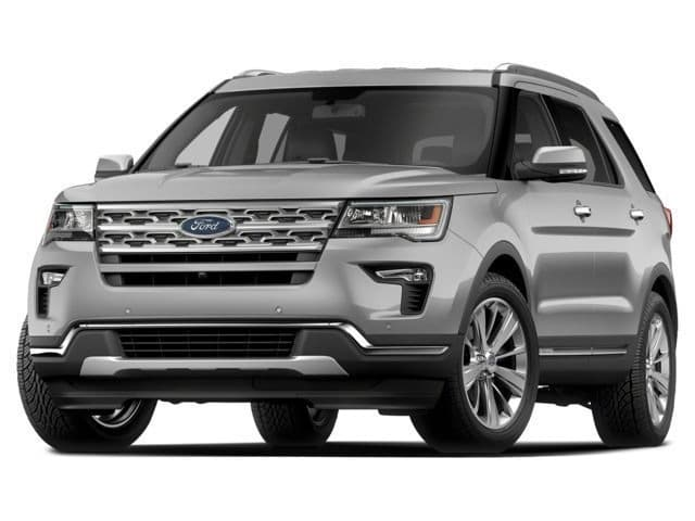 Photo 2018 Ford Explorer Limited SUV in Columbus, GA