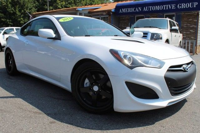 Photo 2013 Hyundai Genesis Coupe 2.0T R-Spec