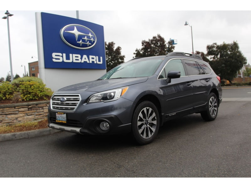 Photo 2016 Subaru Outback 3.6R Limited For Sale in Seattle, WA