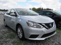 Certified Pre-Owned 2018 Nissan Sentra FWD Sedan