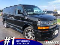 Pre-Owned 2014 Chevrolet Conversion Van Explorer Limited SE RWD Low-Top