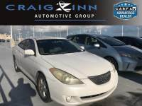 Pre Owned 2006 Toyota Camry Solara 2dr Cpe SLE Auto (Natl) VIN4T1CE38P06U692596 Stock Number9009601