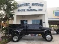 2002 Ford Super Duty F-350 DRW Lariat 7.3L Turbo Diesel 4x4 Dually Lifted LOW MILES