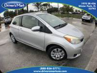 Used 2012 Toyota Yaris 3-Door L| For Sale in Winter Park, FL | JTDJTUD3XCD503345