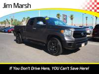 Used 2014 Toyota Tundra 2WD Double Cab 4.6L V8 6-Spd AT SR5 Crew Cab Pickup in Las Vegas